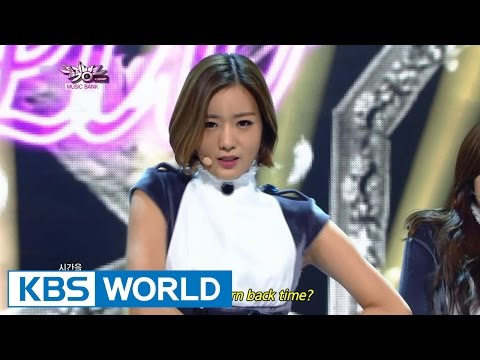 Apink (에이핑크) - Luv [Music Bank HOT Stage / 2015.01.02]