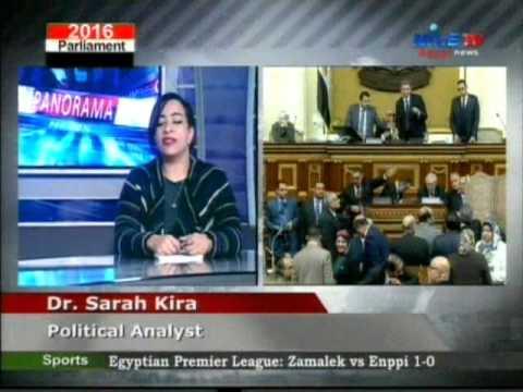 Parliament 2016 Arah Kira