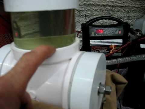 Thunder-Volt thundervolt 1 hho hydrogen 5 AMPS!   new self bubbling system!