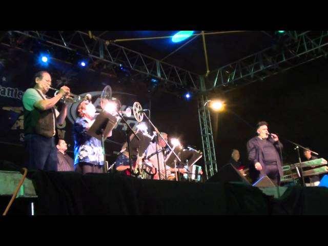 Jimmy Edward at Tejano Explosion 2011