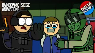 (R6S Animation) Fuze The Hostage