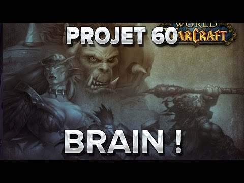 WoW Project 60 #2 : BRAIN des viewers :D