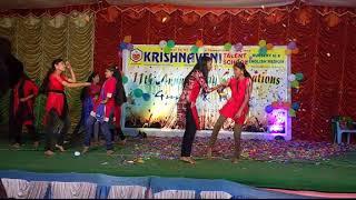 Krishnaveni talent school 11th annual day celebration in SHADNAGAR 27'-18