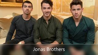Jonas Brothers' Cell Phone Numbers