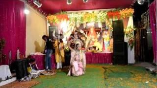 Shiva Parvati Dance in Jagaran
