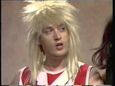 Bad News Bohemian Rhapsody & Interview The Wogan Show 1987