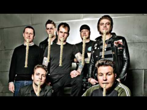 DROPKICK MURPHYS - SHIPPING UP TO BOSTON - SHITTYFLUTED