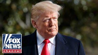 'The Five' react to Trump critics pushing impeachment