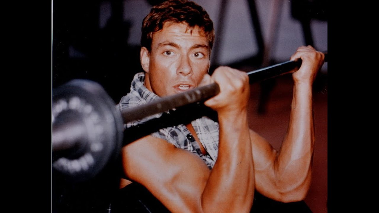 "Jean Claude Van Damme _ "" The Muscles From Brussels Training ..."