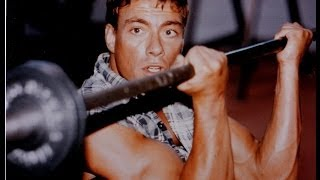 "Jean Claude Van Damme _   ""  The Muscles From Brussels Training  ""   (1987  2012)"