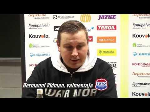 KooKooTV: KooKoo-TuTo 0-2, lehdist�tilaisuus 21.11.2014