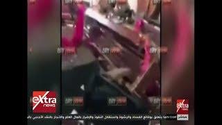 أولى اللقطات من موقع حادث تفجير كنيسة باكستان