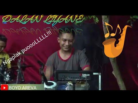 Dalan Liyane Versi Gedruk Areva Musik Ngaplak Pooll