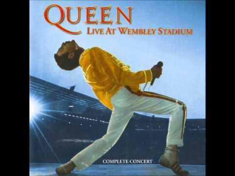 Queen - Live Wembley (part 1 audio HQ)