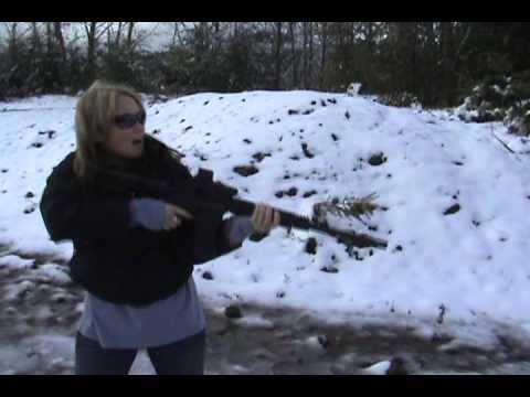 Lindsey shoots a 458 SOCOM