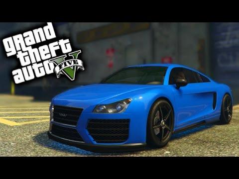 MODDING MY REAL CAR! - GTA V Funny Moments #1 (GTA 5 Online)