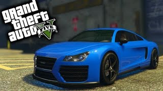 MODDING MY REAL CAR! - GTA V Funny Moments #1 (GTA 5 Online)