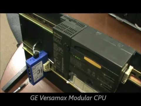 How to Replace the Battery in a GE Versamax CPU ...
