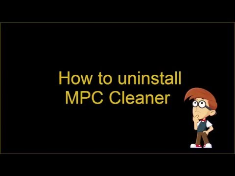 Remove MPC Cleaner (Uninstall Guide)