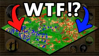 AoE2 1v1...WTF is this Game!?