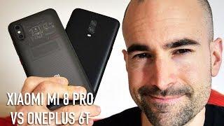 Xiaomi Mi 8 Pro vs OnePlus 6T   Battle of the Value Flagships!