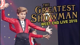THE GREATEST SHOWMAN at West End LIVE 2018 | with the West End Gospel Choir & Spirit YPC