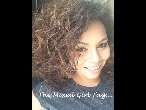 Mixed Girl Tag Questions The Mixed Girl Tag