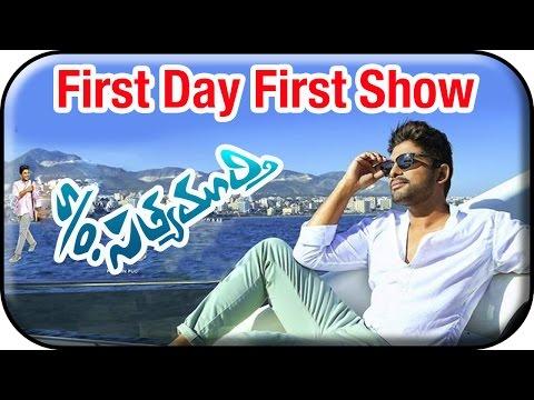 S o Satyamurthy Telugu Movie | First Day First Show | Allu Arjun | Samantha | Trivikram video