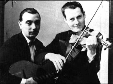 Django Reinhardt&Stephane Grappelli - Minor Swing