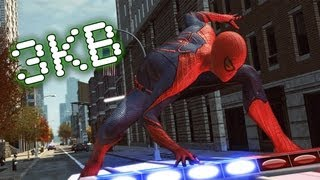 The Amazing Spider-Man Video Game Review