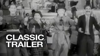 Duck Soup (1933) - Official Trailer