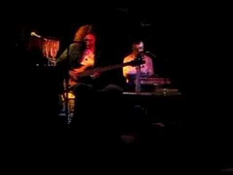 Steve Lawson and BJ Cole live at The Troubadour