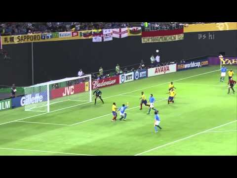 Francesco Totti vs Ecuador ( World Cup 2002 )