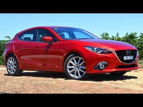 2014 Mazda3 launch review