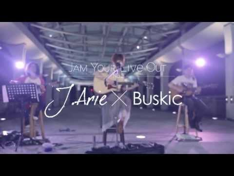 J.arie X Buskic: Say You Love Me (patti Austin) [the Jam Your Live Out Series 2] video