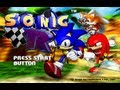 Let's Play Sonic R - Playthrough