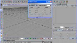 CD Transfer Tools 1.0 plugin for Cinema 4D part 2