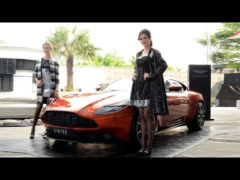 Aston Martin DB11 First Look