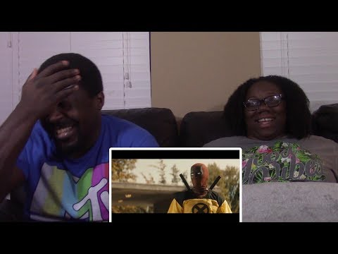 DEADPOOL 2 Movie Clip X-Men vs Firefist Fight Scene (REACTION)