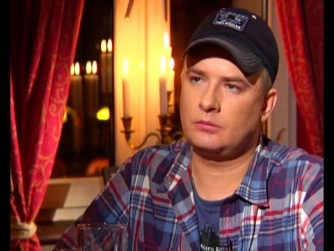 Андрій Данилко розповів про самотність та стосунки з алкоголем