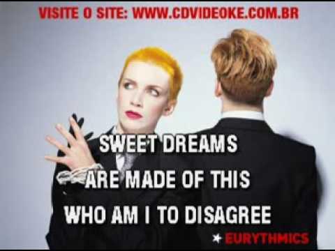 Annie Lennox & Eurythmics   Sweet Dreams