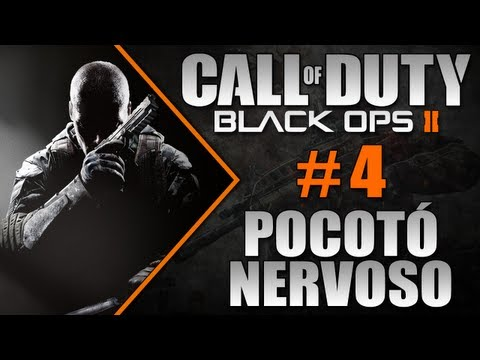 Call of Duty Black Ops 2 - Campanha #4 - Pocotó Nervoso