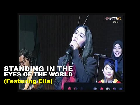 Standing In The Eyes Of The World - Featuring Ella (Convo 2014...