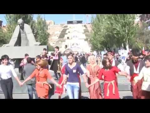 Erebuni Yerevan 2013 Celebrations at CCA