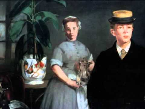 Edouard Manet and Nick Drake-Know