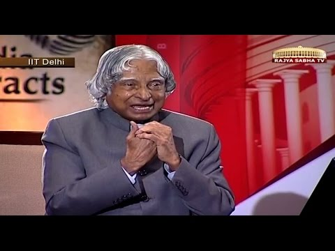 India Interacts With Dr. A P J Abdul Kalam video