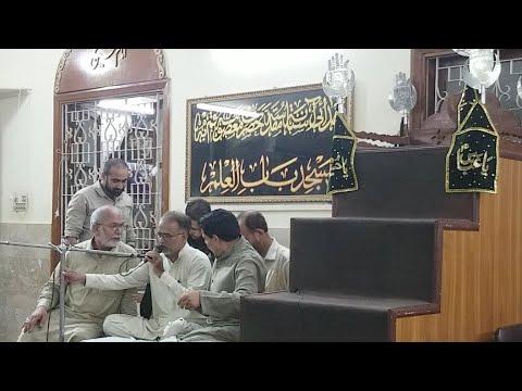 دس روزہ مجالس تفسیر قرآن کی چھٹی مجلس