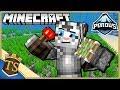 Dansk Minecraft Pondus++ | Ep 11 - Automatisk Undervands Farm!