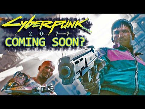 Cyberpunk 2077 Release Date Update? - Dude Soup Podcast #228