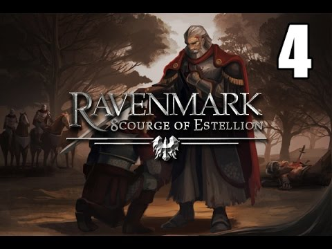 Android application icon of ravenmark: scourge